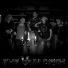 THE VAN DESH Merch